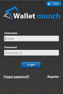 Wallet munch - screenshot thumbnail