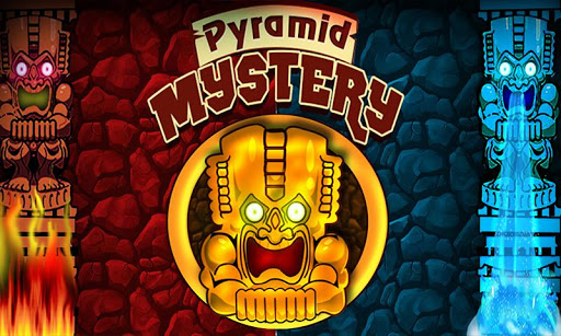 Pyramid Mystery : Maze Game