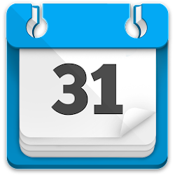 Calendar Notify - Agenda on Status, Lock & Widget