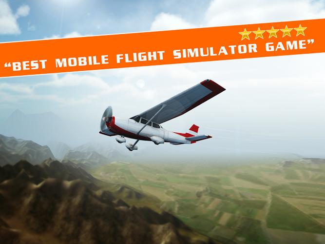 Flight Pilot Simulator 3D Mod Apk v1.1.0