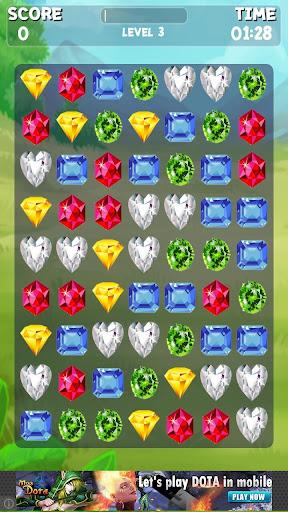 【免費解謎App】Jewelry Crush Mania-APP點子