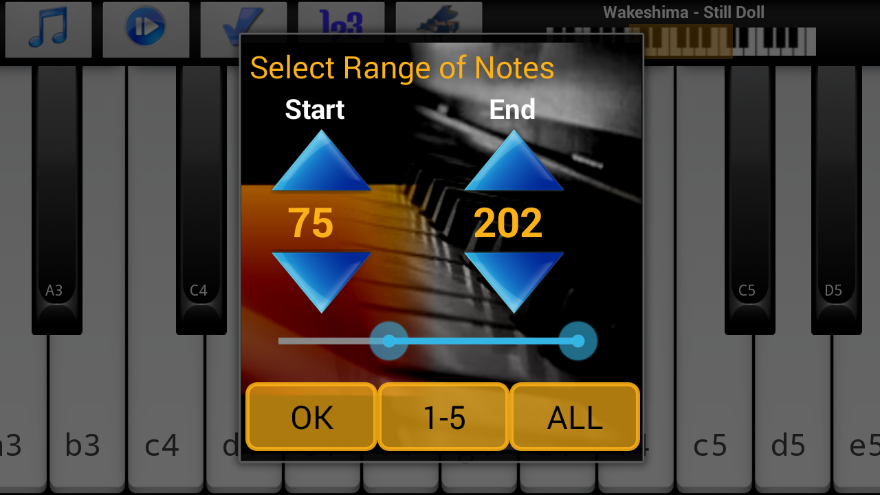 Piano Melody Free - screenshot