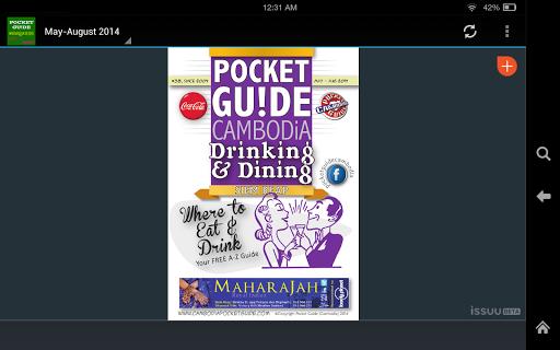 Pocket Guide Cambodia