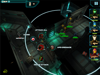 Line Of Defense Tactics - screenshot thumbnail