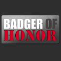 Badger Of Honor logo