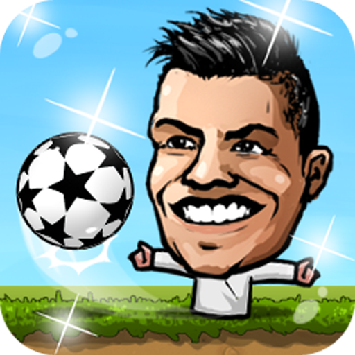 Puppet Soccer Champions - 2014 LOGO-APP點子