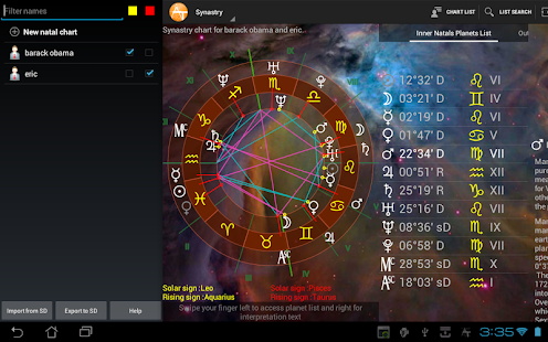 AstroTab - screenshot thumbnail