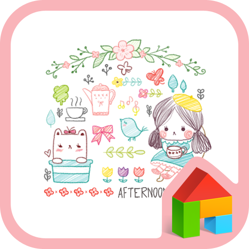 afternoon tea dodol theme
