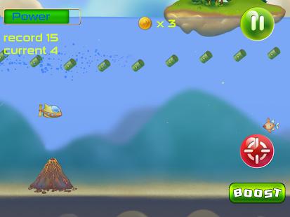 Jumping Submarine
