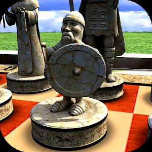 Warrior Chess 棋類遊戲 App Store-癮科技App