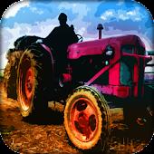 Farm Tractor Fun Game