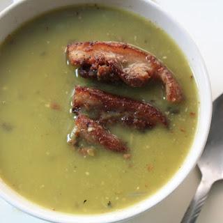 Snout and Split Pea Soup