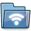WebSharing (WiFi File Manager) icon