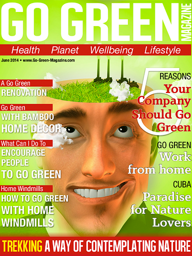 Go Green Magazine