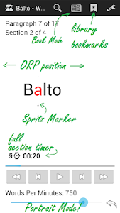 Balto Speed Reading v4.1a
