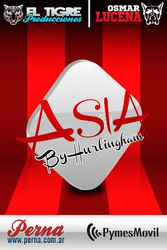Asia by Hurlingham