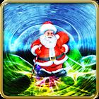 Santa christmas HD Live wallpa icon