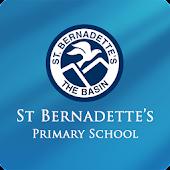 St Bernadette's - The Basin