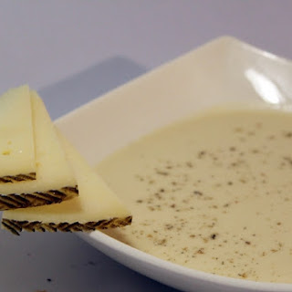 Manchego Cheese Cream Recipe