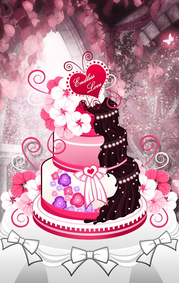 Wedding Cake Decoration Screenshot
