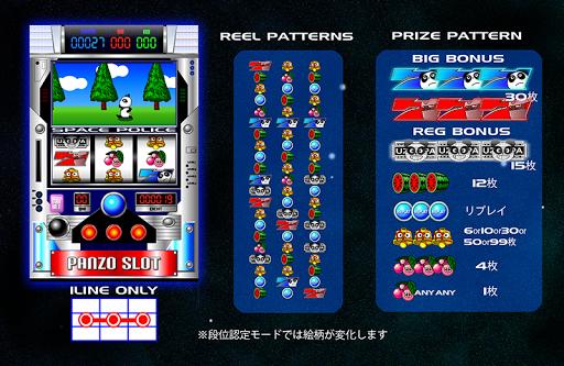 ぱんすろ2-育成RPGパチスロ目押し段位認定機能付きスロット