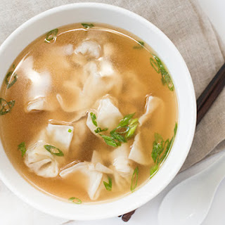 Chinese Wonton Soup Broth Recipes.