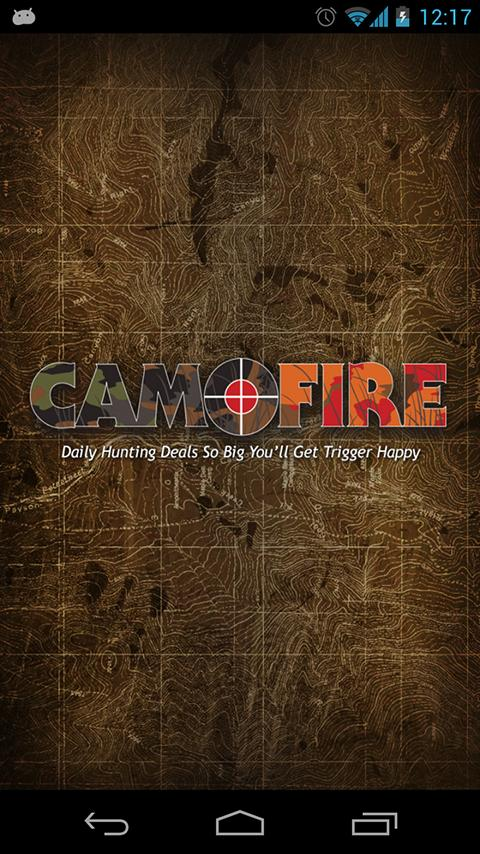 Camofire - screenshot