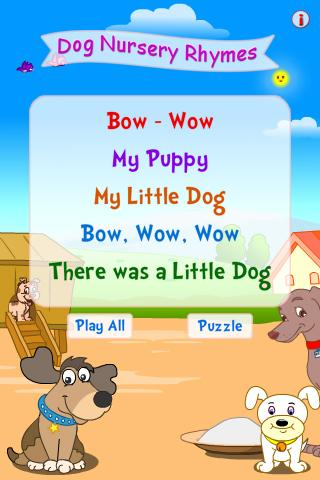 Dog Nursery Rhymes