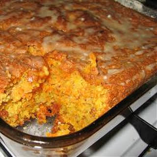 Swiss Carrot Cake.