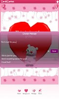 Screenshot of LoveCardz+ 3D Love Cards
