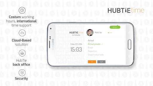 HubTie Time 1.4 screenshots 2