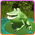 Jumping Frog 3D (Jump advance)