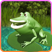 Jumping Frog 3D (Jump advance)