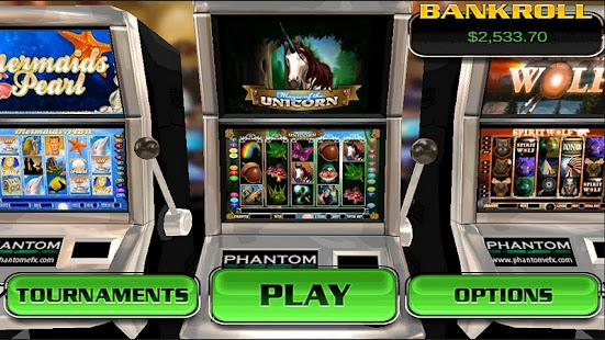 Magic of the Unicorn Free Slot - screenshot thumbnail