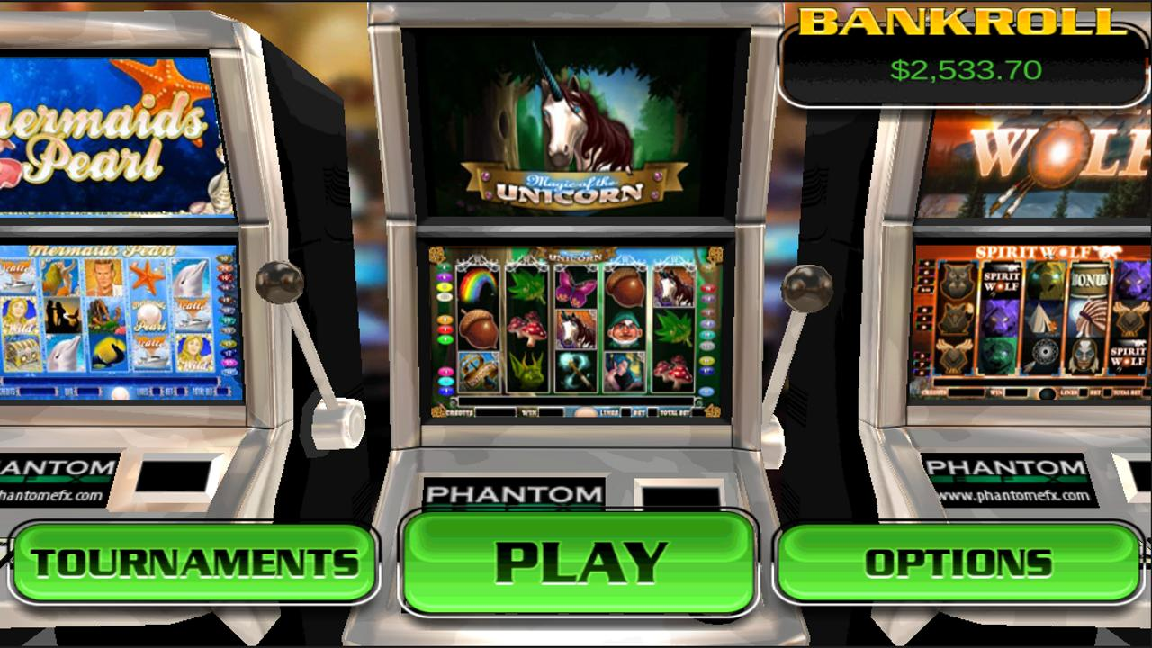 Magic of the Unicorn Free Slot - screenshot