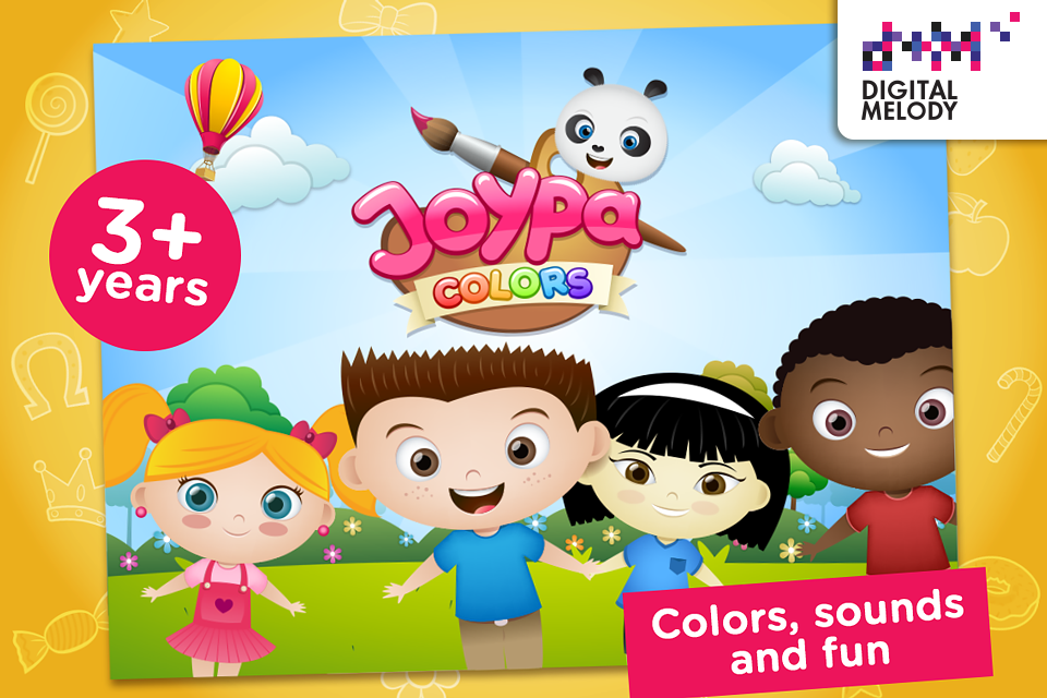 Joypa Colors Coloring For Kids Screenshot