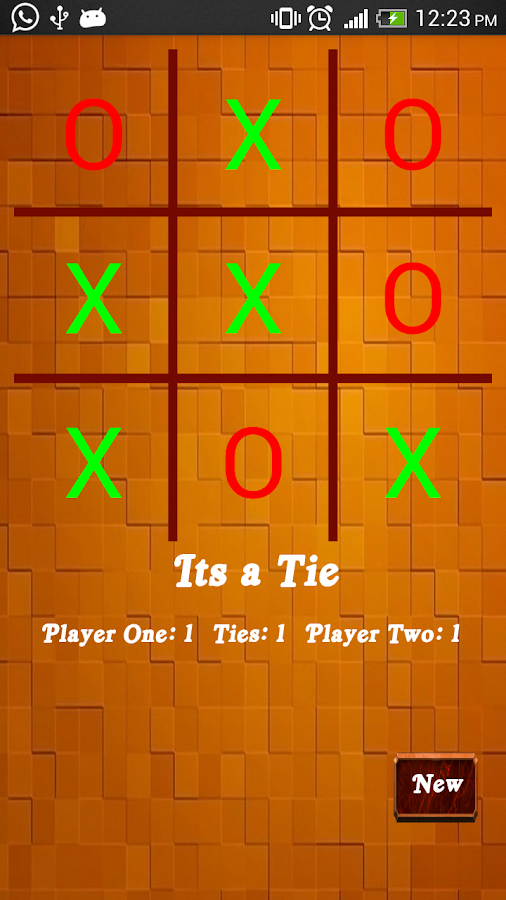 Clash of Tic Tac Toe- screenshot