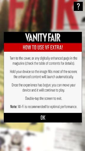 Vanity Fair Extra