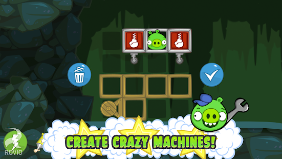 Bad Piggies HD- screenshot thumbnail