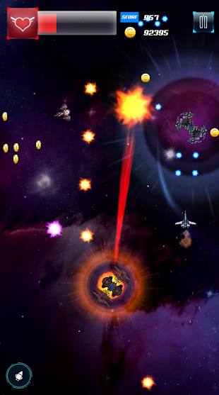 Awesome Space Shooter- screenshot thumbnail