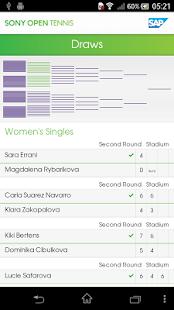 Sony Open Tennis - screenshot thumbnail
