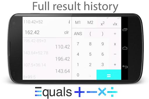 Equals Calculator FREE