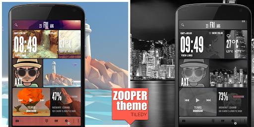 Tiledy Zooper Theme