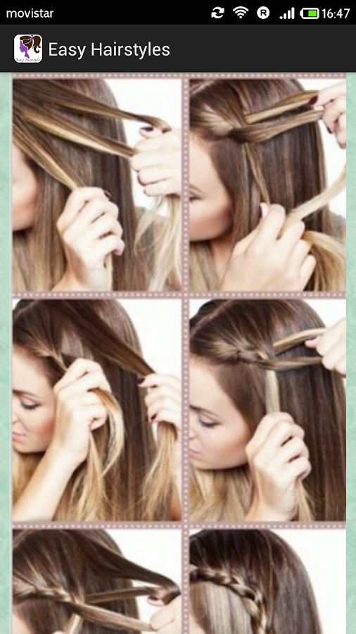 Perfect Cute Easy Hairstyles Step By Step