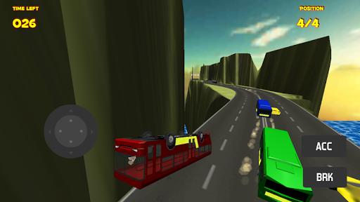 Racing Bus 3D