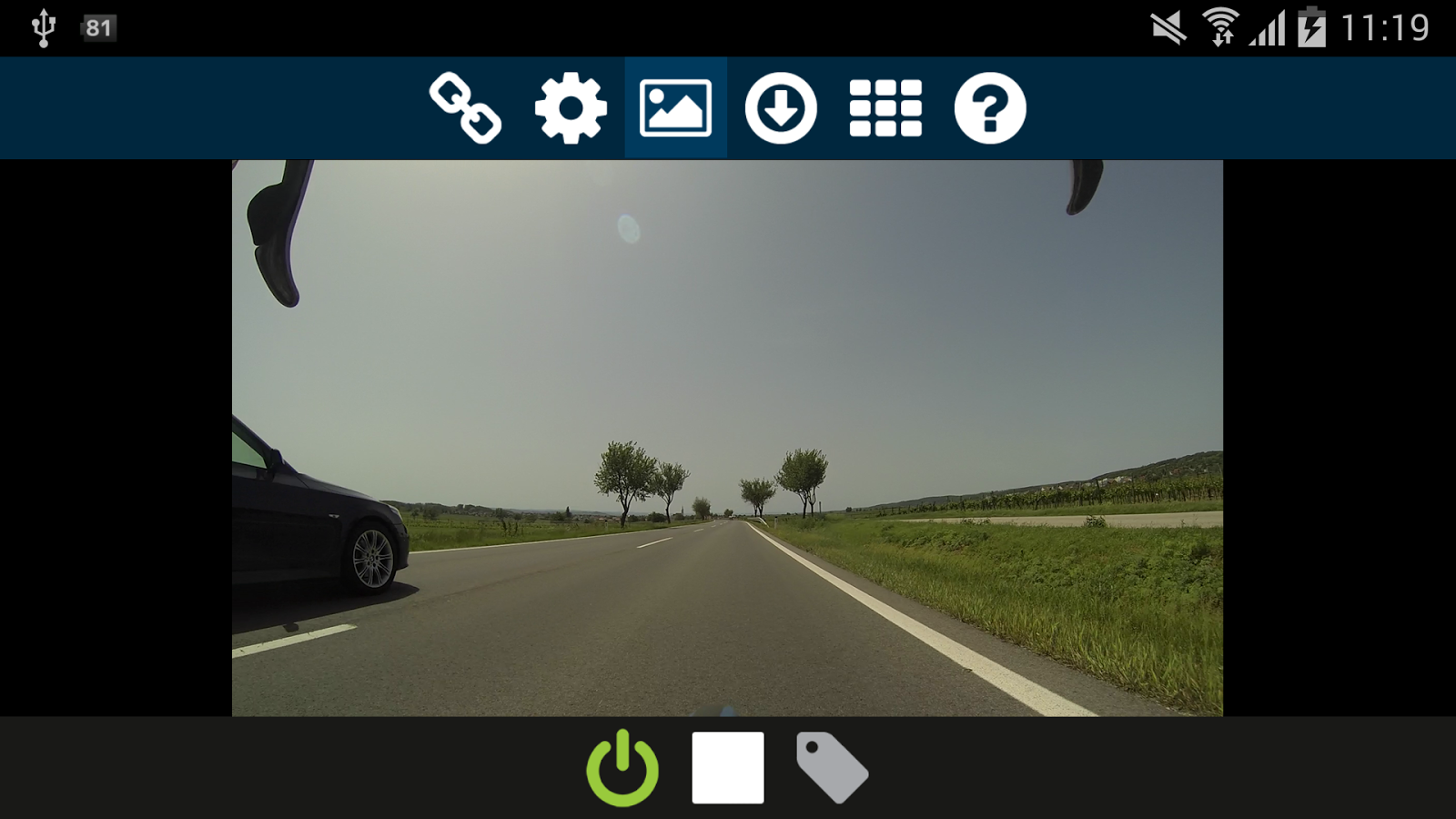 Camera Suite for GoPro Hero- screenshot