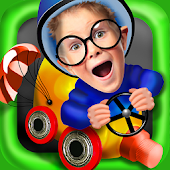 Create A Car  Kids Garage Game