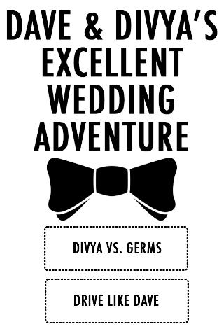 Divya and Dave's Wedding Game