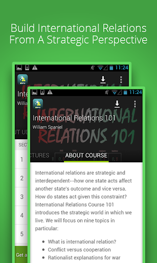 International Relations Course