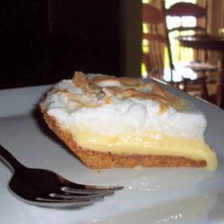 Lemon Icebox Pie I.